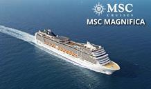 Velká Británie, Francie, Belgie, Nizozemsko ze Southamptonu na lodi MSC Magnifica