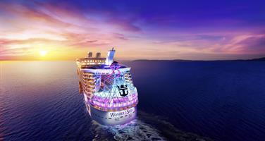 Čína, Vietnam z Hong Kongu na lodi Wonder of the Seas