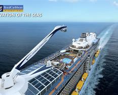 USA ze Seattlu na lodi Ovation of the seas *****