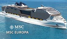 Spojené arabské emiráty z Dubaje na lodi MSC WORLD EUROPA