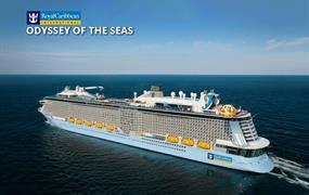 USA, Jamajka, Aruba, Curacao z Ford Lauderdale na lodi Odyssey of the Seas