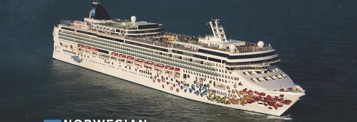 USA, Honduras, Belize, Mexiko z Miami na lodi Norwegian Gem