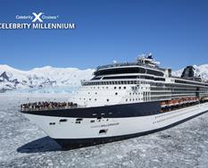 Svatý Martin, Barbados, Svatý Kryštof a Nevis, Britské Panenské ostrovy z Philipsburgu na lodi Celebrity Millennium *****