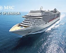 Itálie, Chorvatsko, Řecko z Ancony na lodi MSC Splendida ****