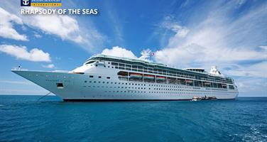 Izrael, Kypr, Řecko z Haify na lodi Rhapsody of the Seas