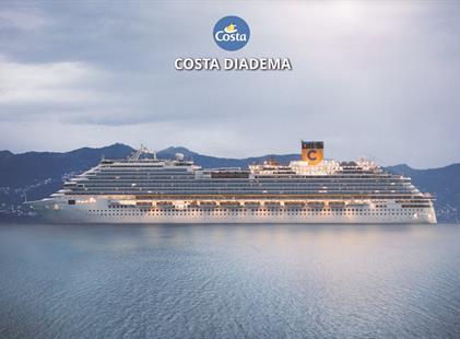 Itálie, Francie, Španělsko, Portugalsko, Norsko, Švédsko, Německo, Dánsko ze Savony na lodi Costa Diadema