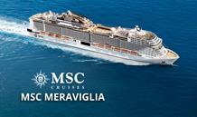 Itálie, Francie, Španělsko z Janova na lodi MSC Meraviglia