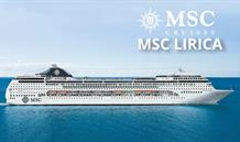 Itálie, Kypr, Izrael z Janova na lodi MSC Lirica