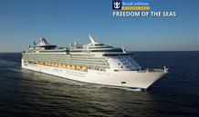 USA, Svatý Martin, Svatý Kryštof a Nevis, Antigua a Barbuda, Svatá Lucie, Barbados ze San Juanu na lodi Freedom of the Seas