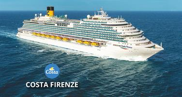 Spojené arabské emiráty, Katar, Omán z Dubaje na lodi Costa Firenze