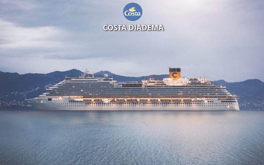 Guadeloupe, Aruba, Curacao, Bonaire, Grenada, Martinik z Pointe-à-Pitre, Guadeloupe na lodi Costa Diadema