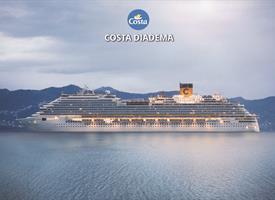 Itálie, Francie, Španělsko, Portugalsko ze Savony na lodi Costa Diadema