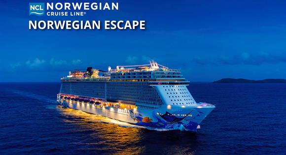 USA, Britské Panenské ostrovy, Bahamy z Port Canaveralu na lodi Norwegian Escape