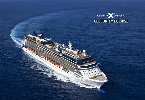 USA, Mexiko na lodi Celebrity Eclipse *****