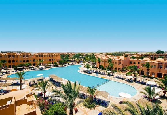 Jaz Makadi Oasis Resort ****