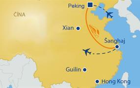 Rychlovlakem z Pekingu do Šanghaje