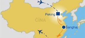 Úchvatná Čína s pobytem na ostrově Hainan