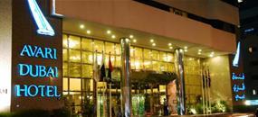 Avari Dubai Hotel 4