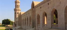 To nejlepší z Ománu (self-drive)