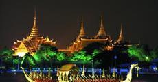 Tropický ostrov Koh Chang v Thajsku s návštěvou chrámů Angkoru v Kambodži