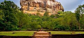 Krátký okruh Srí Lankou