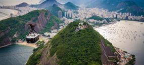 Brazílie - samba a vodopády