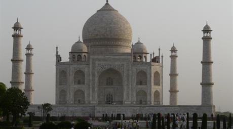 Indický zlatý trojúhelník s pobytem v Goa