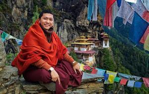 To nejkrásnější z Bhútánu