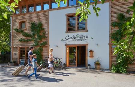 Hotel Garden Village - jezero Bled