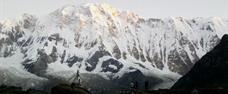Základní tábor Annapurna - 19 dní
