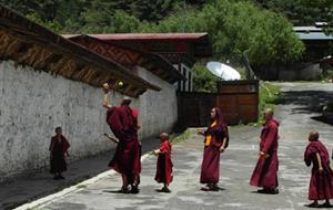 Přírodní bohatství Bhútánu