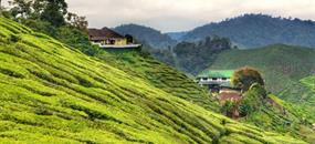 Malajsie, srdce Asie