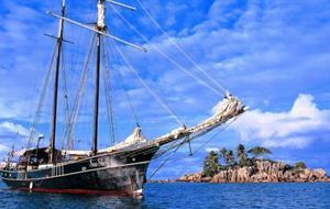 Plavba po Seychelských ostrovech - Sea Shell / Sea Pearl (listopad - duben)
