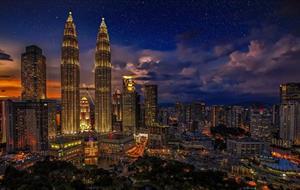 Velká cesta po Malajsii - Malajský poloostrov a Borneo