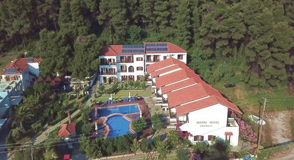 Aparthotel Delphi