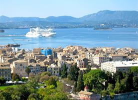 Letenka s transferem - Korfu