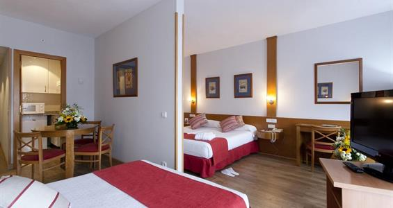 Hotel Aparto Suites Muralto