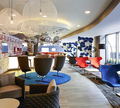 Hotel Ibis London City Shoreditch