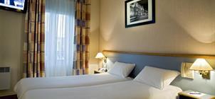Hotel At Gare Du Nord ***