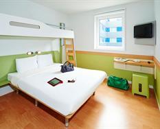 Hotel Ibis Budget Porte De Bagnolet **