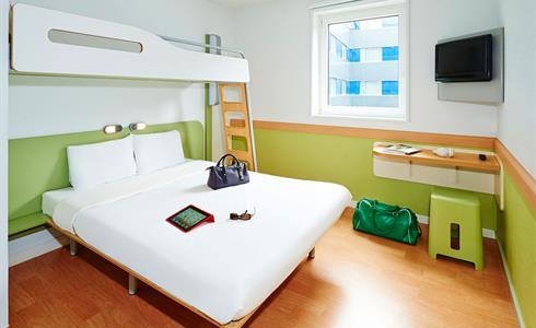 Hotel Ibis Budget Porte De Bagnolet