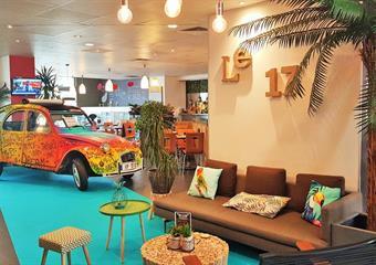 Hotel Ibis Paris 17 Clichy-Batignolles