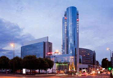 Hotel Ibis Porte De Montreuil
