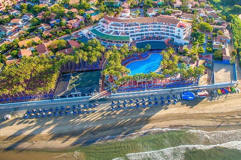 Hotel Marbella Playa Marbella Costa Del Sol Spanelsko Golf