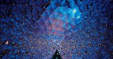 Innsbruck a magické muzeum krystalů Swarovski