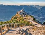 Orlí hnízdo, NP Berchtesgaden, solné doly a jezero Königssee