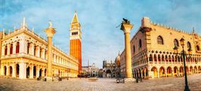 Benátky a plavba na ostrov krajek Burano