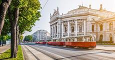 První jarní den ve Vídni - po stopách Habsburků