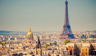 Valentýn v Paříži - jeden den ve městě lásky
