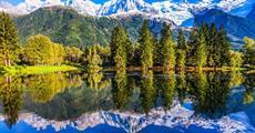 Okruh kolem Ženevského jezera a Savojské Alpy